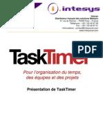 TaskTimer Presentation