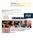 Scott Neal E-Cigarette E-Mails (FOIA Request to King County Health Department)