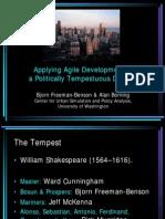 Agile Development Conference 2003 Slides