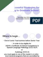 Successful Strategies For_Applying to Graduate School2