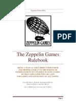 Zeppelin Games Rulebook Complete v1.0