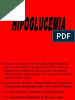 Hipoglucemia Parte V