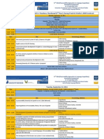 Program - 11th PALA - Innsbruck 2011