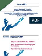 Rediset WMX Ecuador R