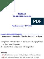 Module 2 - Com Bi National Logic Feb 2