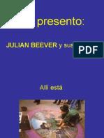 JULIAN BEEVER-Dibujos en La Acera