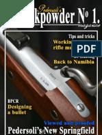 Black Powder No.1 Aug 2011