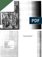 Quivy Campenhoudt - Manual de Investigacion en Ciencias Sociales