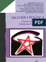 Mulher e política - Gênero e feminismo no Partido dos Trabalhadores