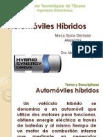 Automóviles Híbridos tema y descriptores