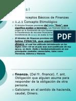 Unidad i Finanzas I