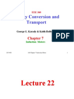 022- Lecture 22 360 Chapter 7 Single Phase Induction Motor