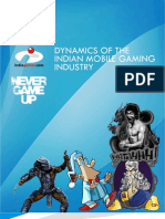 Mobile Gaming Report - India Games