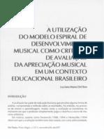 A utilização do modelo espiral de desenvolvimento musical como critério de avaliação... - Luciana Del-Ben