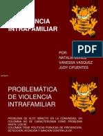 VIOLENCIA INTRAFAMILIAR-PRESENTACION