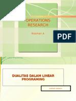 4 Dualitas Dalam Linear Programing