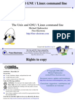Unix Linux Introduction