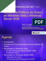 Politicas Vista WS2008