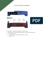 Router WRT54G
