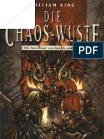 William King - Warhammer - Die Chaos-Wüste