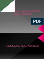 Agonistas y Antagonist As Muscarinicos 03