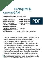 Audit Manajemen Keuangan Presentasi