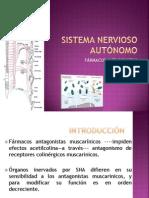sistem farmacologia