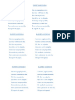 Poesia a Papa