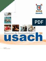 Reporte Sostenibilidad Usach 08'