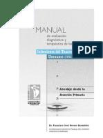 Manual de Evaluución Infecciones Del Tracto Urinario