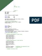 Contoh Win32 OpenGL Program