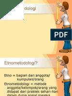 etnometodologi