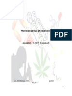 prevencion drogadiccion