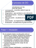 Fases del diagnóstico organizacional
