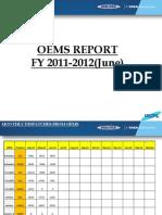 June Report 2011