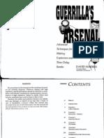 Guerilla's Arsenal - David Harber - Paladin Press