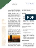 Dubai Info Sheet