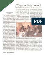Wege Ins Netz Siegener Zeitung 20.09
