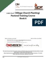 Pastoral Training Course en 06