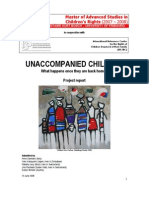 Unaccompanied Children ISS Final Report 23June 2008