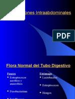 Clase Jueves 06/09 Infecciones Intraabdominales