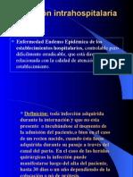 Infección Intrahospitalaria