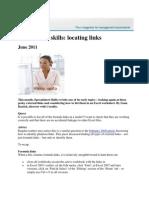 Spreadsheet Skills PDF