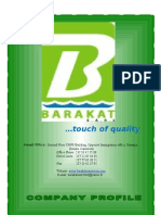 Barakat Company Profile