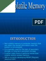 Non Volatile Memory1