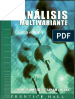 analisis multivariante