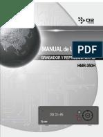 Hmr-350h Manual Es Web