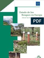 Estado de Los Bosques en Europa - Informe Ejecutivo 2010