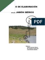 Proceso de Elaboracion Jamon Iberico