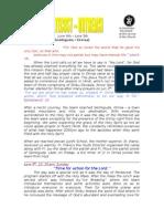 Outreach to Orissa Pentcoast Program Report